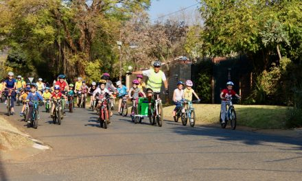 Family Cycle with Kidical Berario