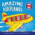 Children's Book Review – Amazing Aeroplanes & In the Jungle