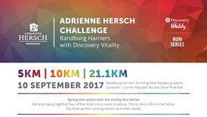 The Adrienne Hersch Randburg Harriers Challenge Discovery Vitality Run Series