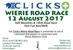 Race Review : Clicks Wierie Road Race