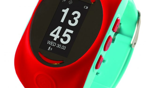 Ultra cool MyKi Watch keeps kids and parents in touch