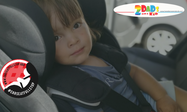 Be Safe with #CarseatFullstop: How to choose a car seat