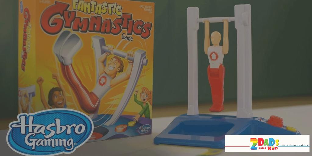 Hasbro Gaming #HasbroFantasticGymnastics