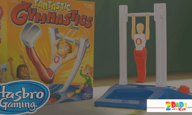 HASBRO Gaming LAUNCHES FANTASTIC GYMNASTICS AND TOILET TROUBLE