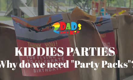 Kiddies Party Packs … WTF for?