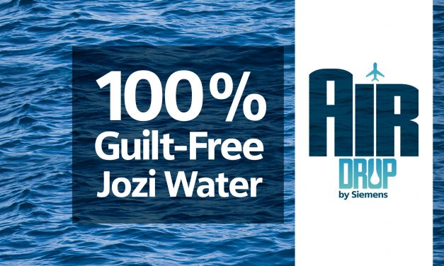 JOBURGERS, LETS GET 5000 LITRES OF WATER TO CAPE TOWN