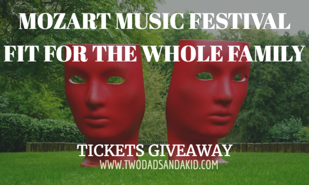 CLOSED {{ GIVEAWAY }} 2 SETS of 4 TICKETS TO JOHANNESBURG INTERNATIONAL MOZART FESTIVAL