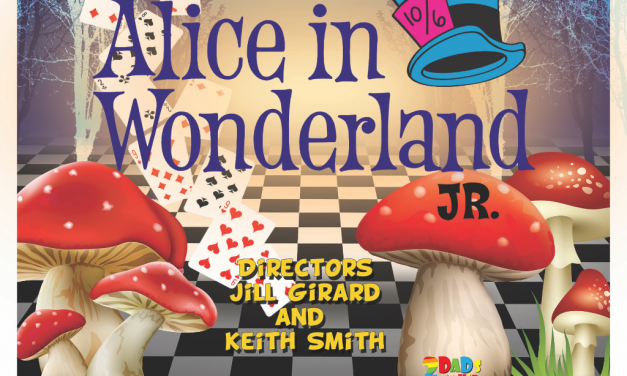 JOIN ALICE FOR A FUN-FILLED TRIP TO WONDERLAND THESE EASTER HOLIDAYS