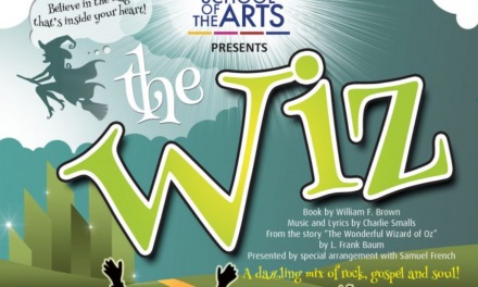 """THE WIZ"" SET TO DAZZLE NSA'S FESTIVAL OF THE ARTS"