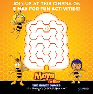 MAYA THE BEE – THE MOVIE