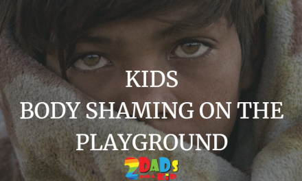 KIDS BODY SHAMING  ON THE PLAYGROUND