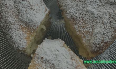 WARM MILK CAKE