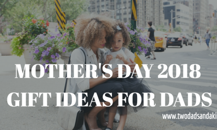 MOTHER'S DAY 2018 GIFT IDEAS FOR DADS