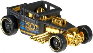 Hot Wheels® turns 50