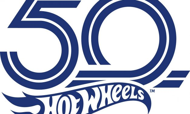 HAPPY 50TH ANNIVERSARY Hot Wheels®