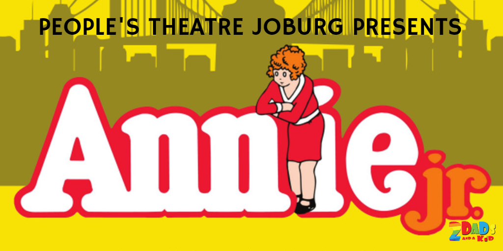 ANNIE SINGS AND DANCES HER WAY IN TO THE PEOPLE'S THEATRE