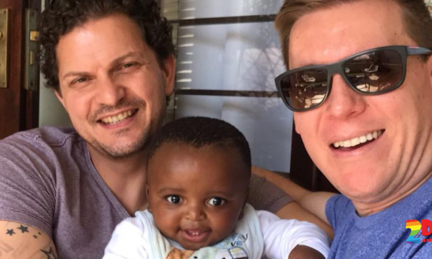 CELEBRATING DADS – MEET THE McILWAINE-WRIGHTS: A SOUTH AFRICAN MODERN FAMILY
