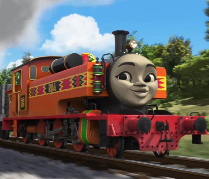 THOMAS & FRIENDS™: BIG WORLD! BIG ADVENTURES! THE MOVIE