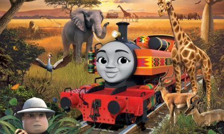 THOMAS & FRIENDS™: BIG WORLD! BIG ADVENTURES! THE MOVIE – LAUNCHES IN SOUTH AFRICA