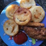 Smiley Faces + Recipes