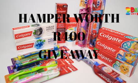 {{ GIVEAWAY }} COLGATE-PALMOLIVE ORAL HYGIENE GOOD HABITS FOR OUR KIDS *** CLOSED ***