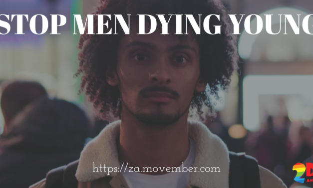 NO SHAVE NOVEMBER – RAISING AWARENESS OF MALE CANCER