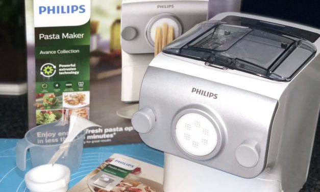 {{{ CLOSED }}} WIN A PHILIPS PASTA MAKER