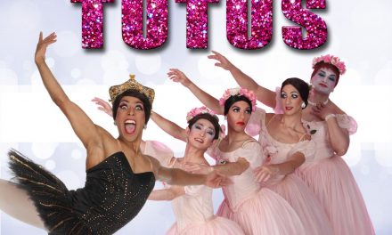 "NEW YORK'S LES BALLETS ELOELLE TO PERFORM IN ""MEN IN TUTUS"""