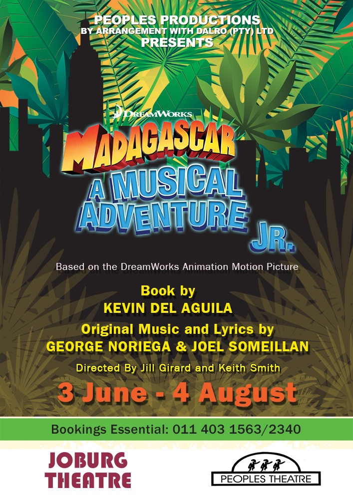 MadagascarJR + The Musical