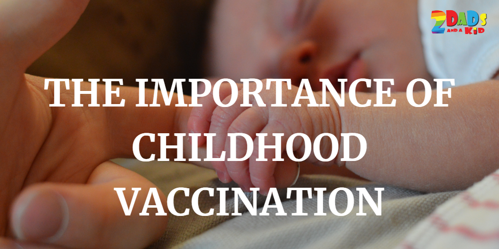 Childhood Vaccination + Measles