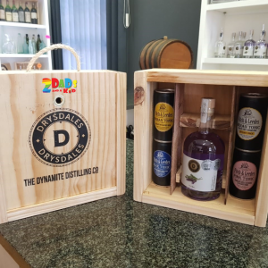 Fathers Day + GIN + Hamper + Giveaway