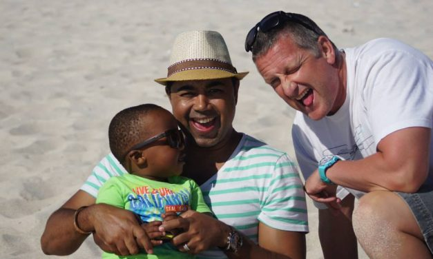 GAY COUPLE ADOPTING – THE FIRST YEAR