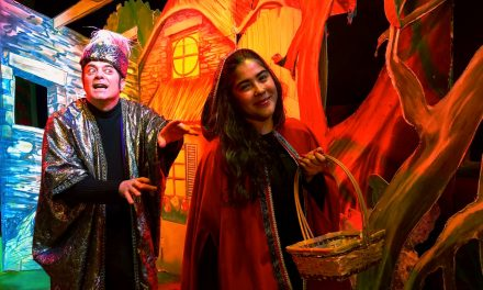 THEATRE REVIEW : STORY BOOK THEATRE COMES ALIVE