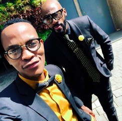 LGBT+ PRIDE MONTH 2019 : Q & A WITH LUNGILE AND KATLEGO