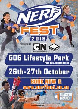 NERF FEST 2019