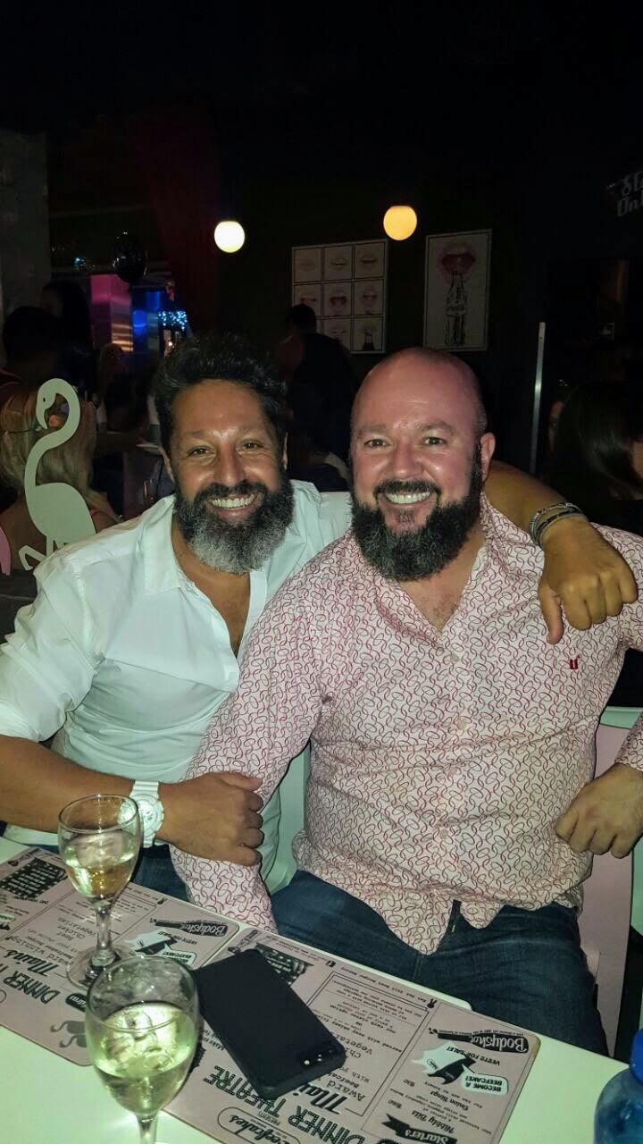Darren and Mark