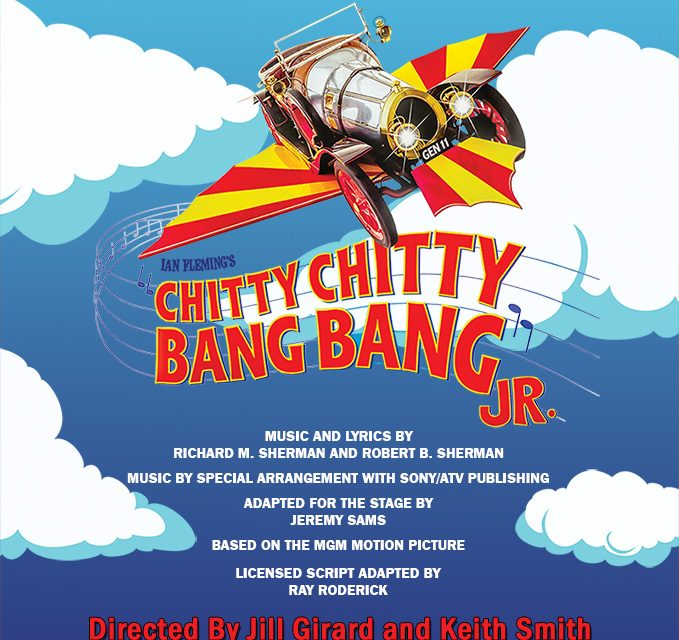 CHITTY CHITTY BANG BANG JR. ON STAGE AT THE PEOPLES THEATRE