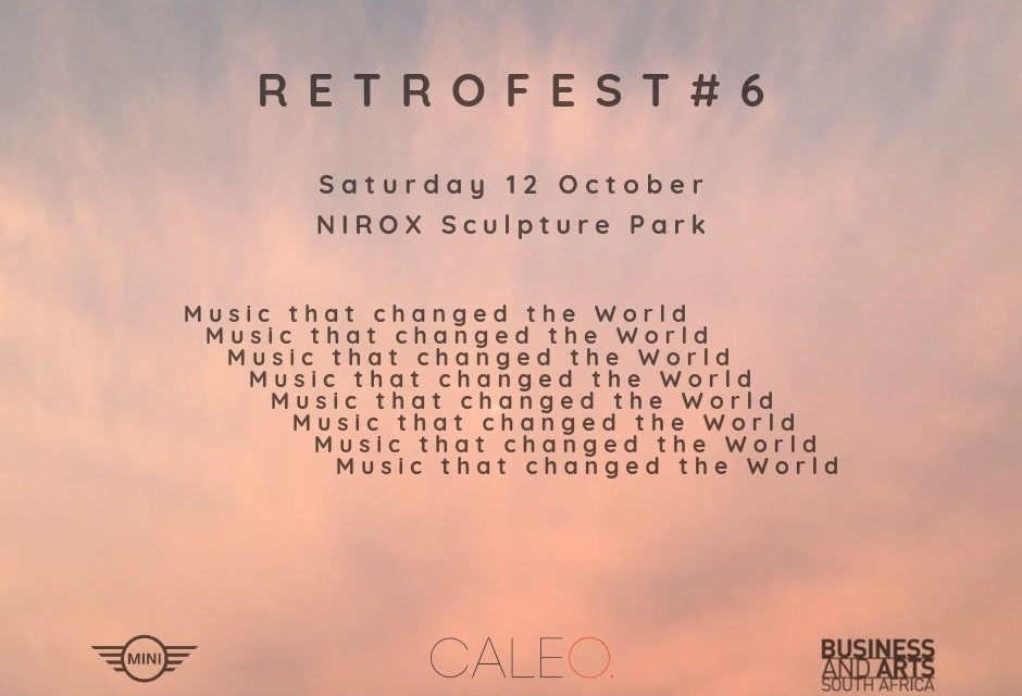 EVENT : RETROFEST#6 AT NIROX