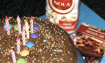 NOLA MAYONNAISE CHOCOLATE CAKE