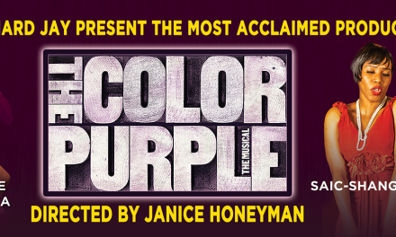 JOBURG THEATRE PRESENTS THE COLOR PURPLE
