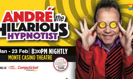FAREWELL TOUR FOR HILARIOUS HYPNOTIST, ANDRE
