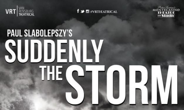 {{ EVENT }} PAUL SLABOLEPSZY PRESENTS SUDDENLY THE STORM