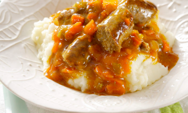 BOEREWORS AND MASH WITH CHAKALAKA TO CELEBRATE FAMILY DAY THE LOCKDOWN WAY