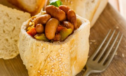 VEGGIE BREDIE BUNNY CHOW TO CELEBRATE FAMILY DAY THE LOCKDOWN WAY