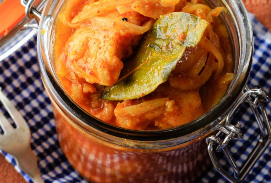 CAPE MALAY STYLED PICKLED FISH TO CELEBRATE FAMILY DAY THE LOCKDOWN WAY
