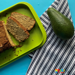 LOW-CARB AVOCADO AND COCONUT LOAF