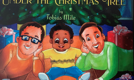 NEW LGBT+ BOOK LAUNCH – TWO DADS UNDER THE CHRISTMAS TREE