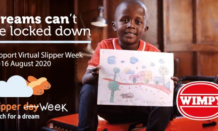EVENT : LET'S SUPPORT VIRTUAL SLIPPER WEEK, BECAUSE DREAMS CAN'T BE LOCKED DOWN