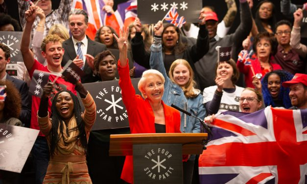 {{ SERIES REVIEW }} EMMA THOMPSON IN GLAAD-NOMINATED DYSTOPIAN DRAMA YEARS AND YEARS,  NOW ON SHOWMAX