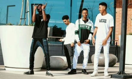 NEW HIP HOP GROUP ON THE SA MUSIC SCENE